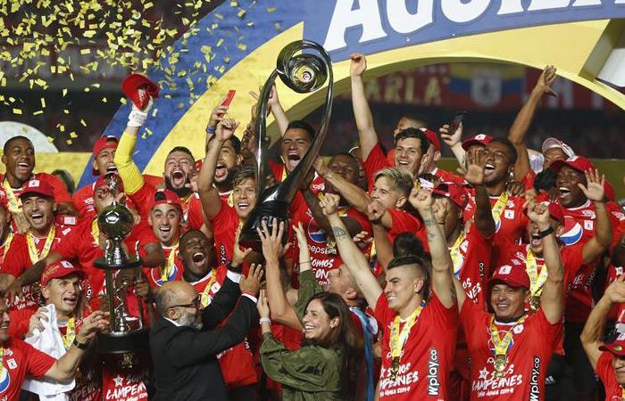 Final América Junior Final Más Vista Fútbol Colombiano