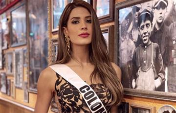 'La gente pide mejores oportunidades': Señorita Colombia en Miss Universo sobre marchas en el páís