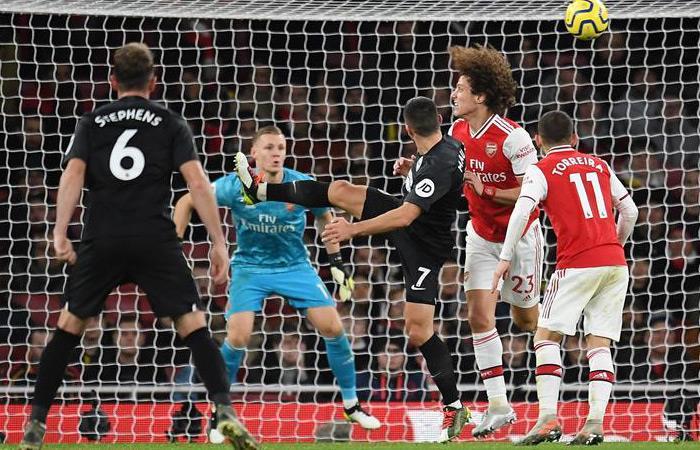 Resultado partido Arsenal vs. West Ham Premier League Carlos Sánchez