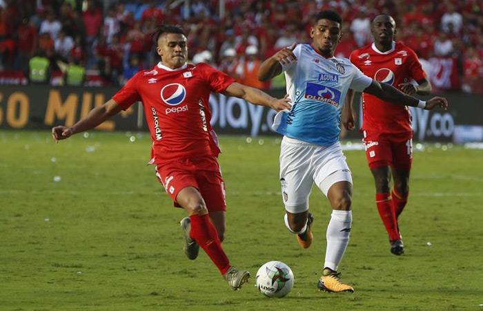 Superliga 2020 América vs. Junior Miami Estados Unidos