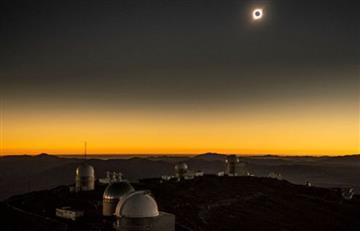 Así será el último eclipse solar del 2019
