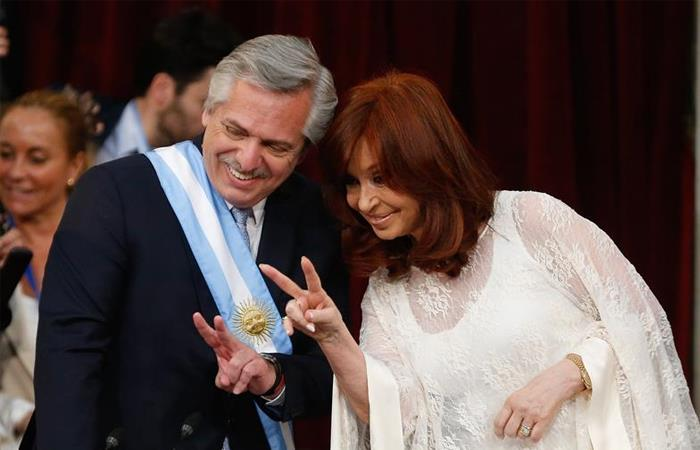 Alberto Fernández presidente de Argentina