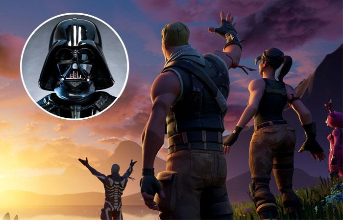 Evento Fortnite Star Wars The Rise of Skywalker
