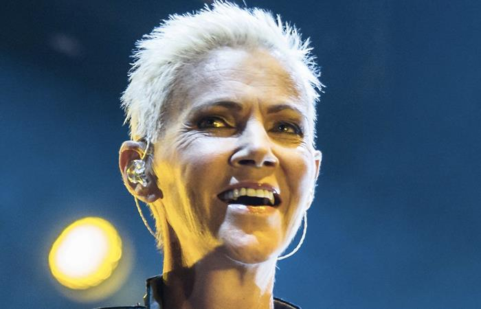 Falleció Marie Fredriksson vocalista de Roxette