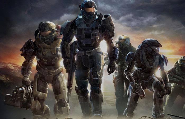 Halo es una de las sagas de videojuegos más recordadas. Foto: Twitter