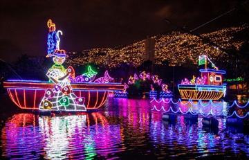 Los puntos navideños para recorrer en Medellín