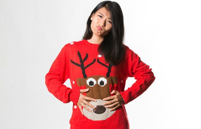 Te damos tips para eso 'kilitos' que llegan en Navidad y Fin de Año. Foto: Shutterstock