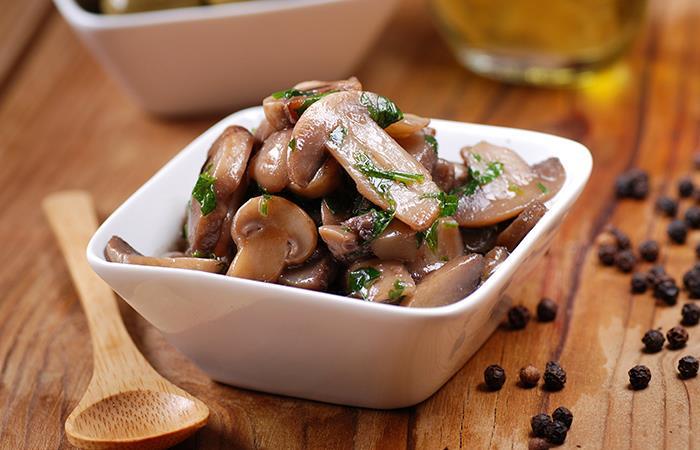 Beneficios y propiedades del champiñón para la salud