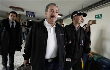 Capturado Hugo Aguilar Naranjo, exgobernador de Santander