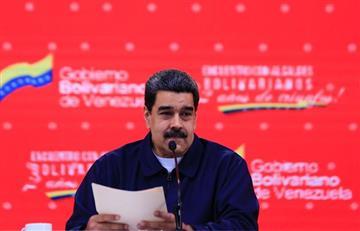 """Maduro asegura que Colombia """"exagera"""" cifras de venezolanos en el país"""
