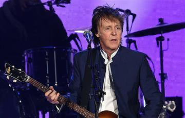 El exbeatle Paul McCartney producirá película de dibujos animados para Netflix