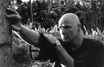 """Subastan el reloj que usó Marlon Brando en """"Apocalypse Now"""""""