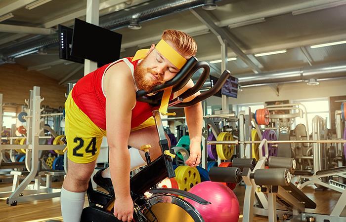 Bajar de peso debe ser un compromiso con la salud. Foto: Shutterstock