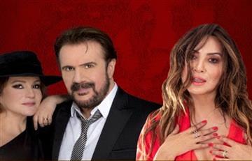 Pimpinela y Myriam Hernández recibirán el 2020 con dos presentaciones en Colombia