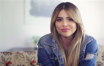 Hermana de James Rodríguez presume su rostro tras haberse operado sus cachetes