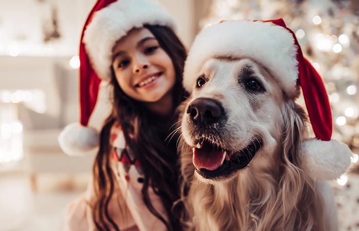 Una mascota en los niños despierta su amor por la vida. Foto: Shutterstock