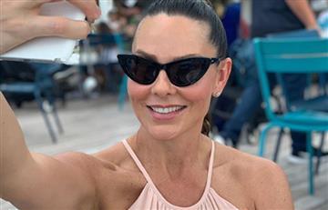 Paula Andrea Betancur confesó querer tener más hijos a 5 meses de dar a luz a su última bebé