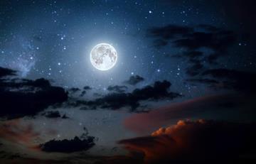 La última 'Luna llena' del año se denominó 'Luna Fria'