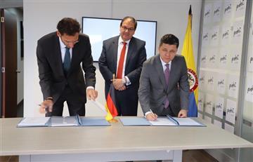 Gobierno alemán donó 11 millones de euros para obras en Colombia