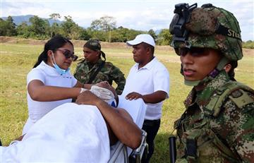 [VIDEO] ELN explotó carro bomba en el municipio de Cubará, Boyacá