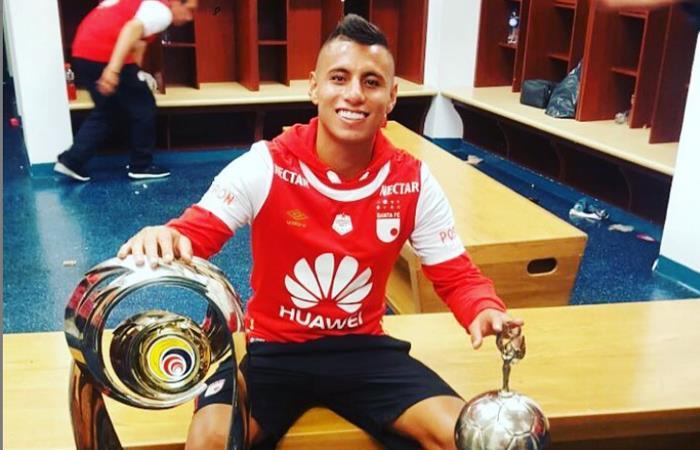 Otro que se va: Juan Daniel Roa se despidió de Independiente Santa Fe