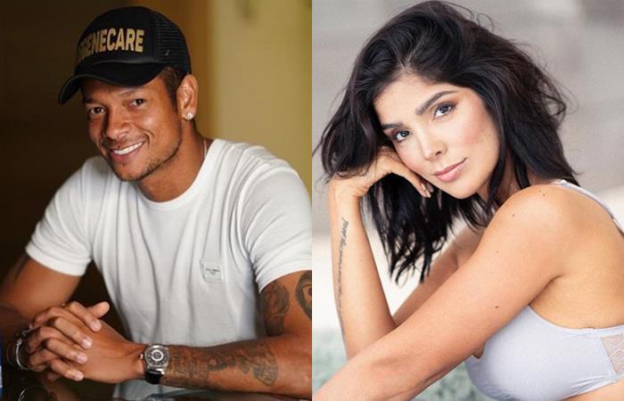 """Nueva """"prueba"""" por la que dicen que Fredy Guarín y Andreina Fiallo se  reconciliaron"""