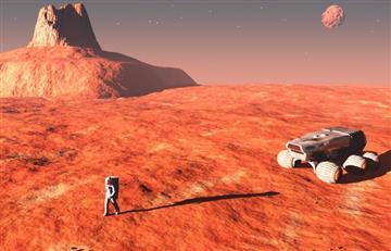 Maven: La sonda espacial que traza un mapa de vientos en Marte