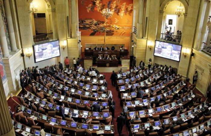 Gobierno Proyecto de Ley Curules Víctimas Colombia