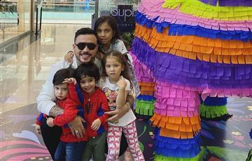 Filtran video de la hija mayor de Jessi Uribe enamorando a todos con su dulce voz