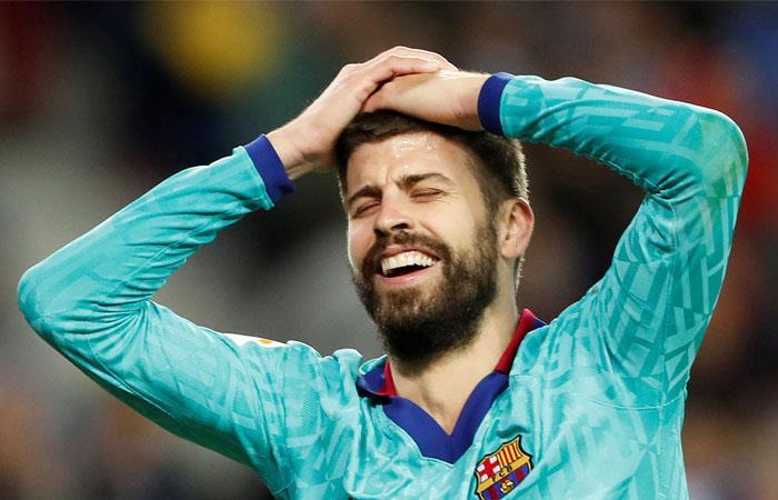 La titular de Barcelona no pudo ante Real Sociedad. Foto: EFE