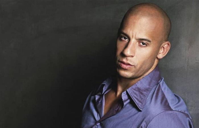 Vin Diesel dijó suspirando a más de una de sus seguidoras. Foto: Instagram