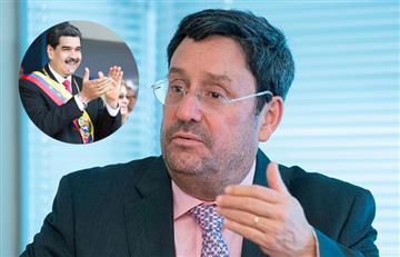 """""""Subestimamos el poder de Maduro"""": Francisco Santos"""