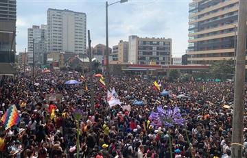 Este 16 de diciembre habrán movilizaciones en Bogotá