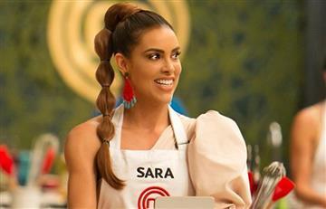 [VIDEO] Sara Corrales contó la verdad tras su inesperada salida de 'MasterChef Celebrity'