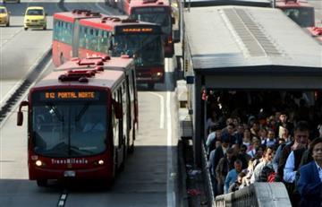 TransMilenio cambia el horario de 11 rutas por la temporada navideña