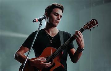 Alejandro Santamaría alcanzó el disco de Oro con su tema 'Qué tal'