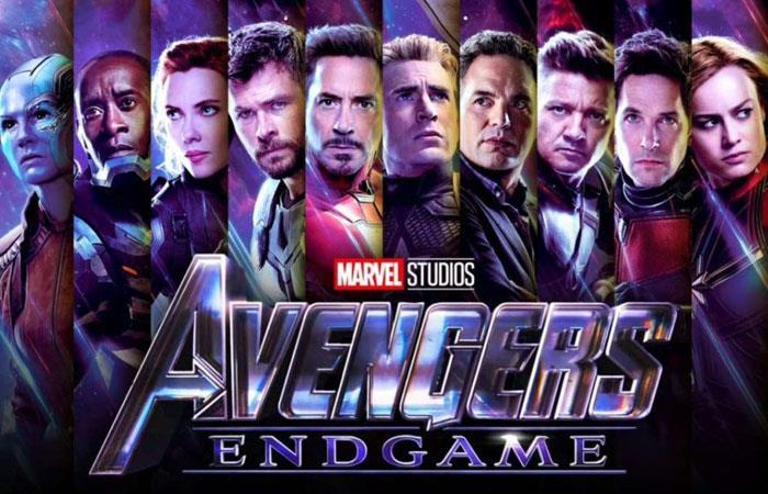 Avengers Endgame recaudó 2.7 billones de dólares. Foto: Twitter