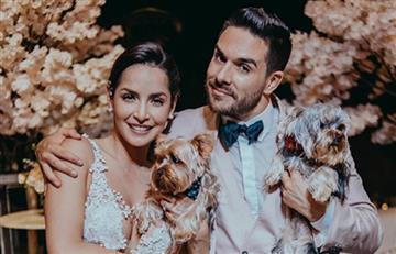 Carmen Villalobos y Sebastián Caicedo estrenaron video musical de su propia canción de vallenato