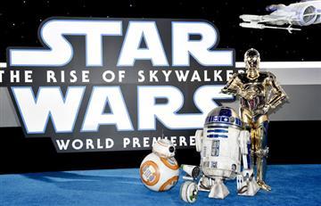 La Premier Mundial de Star Wars acaparó la atención del cine mundial