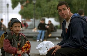 El emotivo reencuentro entre Adam Sandler con su 'hijo' luego de 20 años