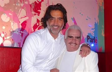 Aseguran que Vicente Fernández desheredó al 'Potrillo'