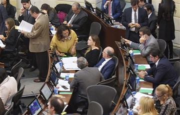 Cámara aprueba la mayoría de puntos de la Reforma Tributaria
