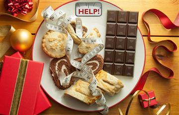 Dieta estricta en navidad, ¿sí o no?