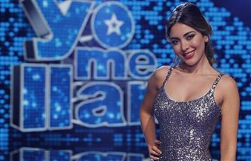 Imitadora de Thalía en 'Yo me llamo' publicó foto en la que aparenta no tener ropa interior