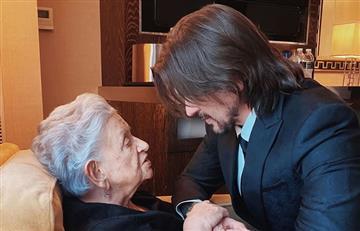 Emotivo mensaje de la mamá de Juanes deseando una feliz Navidad para los fans de su hijo