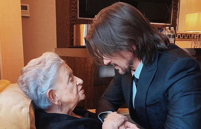 Mamá de Juanes envía emotivo mensaje de Navidad