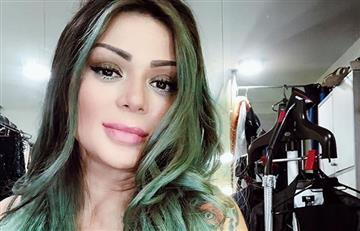 """Careburro"": Marbelle le responde a usuario en redes que la tildó de trans"