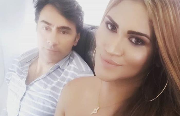 Mauro Urquijo y su esposa se casaron en agosto del 2019. Foto: Instagram