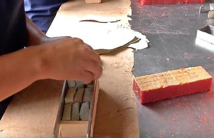 Si no sabías el origen de este tradicional dulce: es Moniquirá. Foto: Twitter