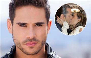Reacción del esposo de Carmen Villalobos a polémico video en redes de la actriz y Gregorio Pernía besándose